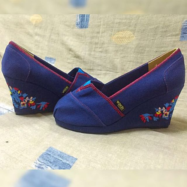 Original Wakai Floral Shoes