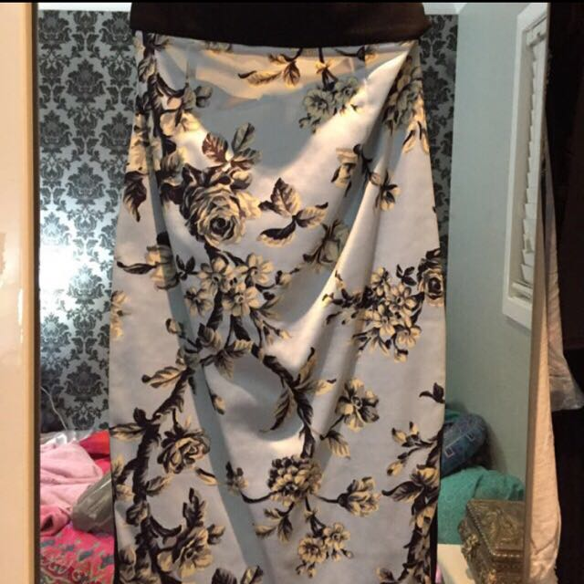 Wheels And Dollbaby Size 8 Butterfield Skirt