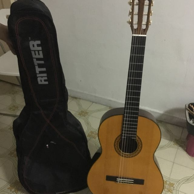 Yamaha C70 Guitar 6 Months Old