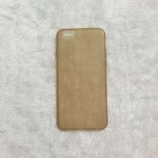 INSTOCK : iPhone 6 Transparent Casing