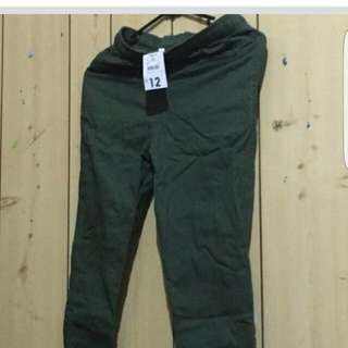 Chino Commando Green Colour