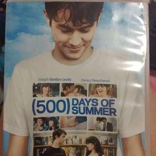 500 Days of Summer DVD
