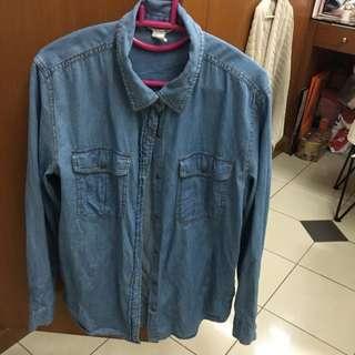 Forever 21 Jeans Jacket
