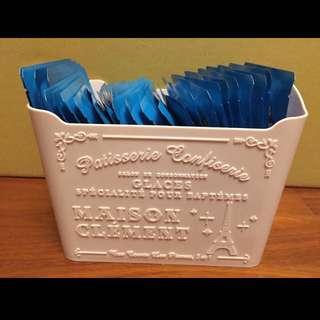 質感面膜盒 收納盒