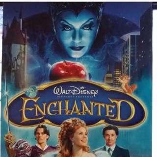 Enchanted (2007) Movie DVD