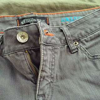 Skinny Volcom Jeans