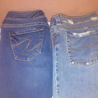 Silver Jeans 40$ Each Or 80$ Both (Size 25,30)