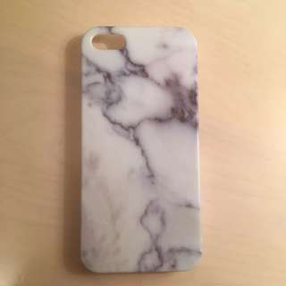 Urban Outfitters iPhone 5 Marble Phone Case