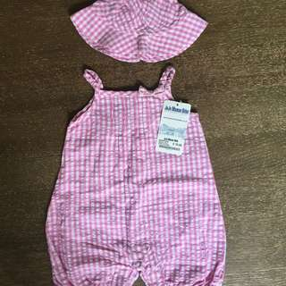 New Designer JoJo Maman Baby Outfit 3-6 Months