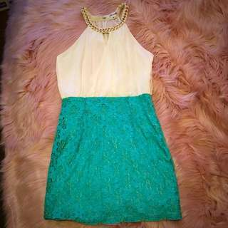Marineblu Dress 💙
