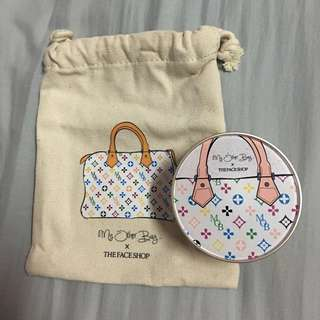 The faceshop X My Other Bag Oil CC Cushion