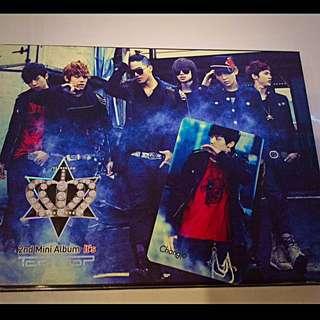 Teen Top It's Album + changjo rare Photocard