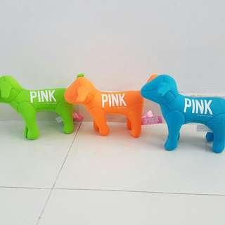 Victoria's Secret Dog Soft Toy Plush Display