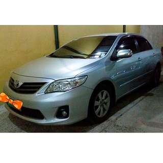 Toyota Altis 2011 1.6G
