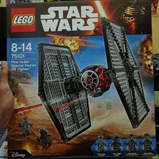 75101 - Star Wars Special Forces TIE Fighter