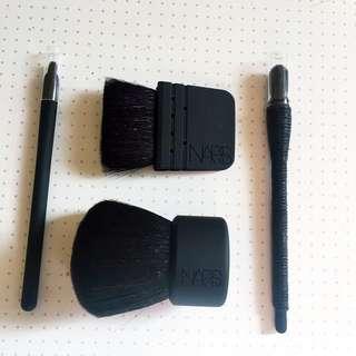 Nars Steven Klein Holiday Mini Kabuki Brush Set
