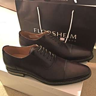 Florsheim Leather Dress Shoes