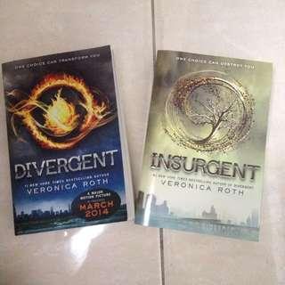 Divergent Insurgent Books