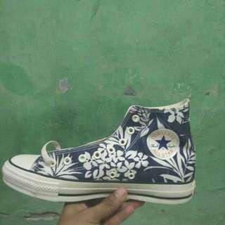 Sepatu Converse Ct Ox Navy Original BNIB