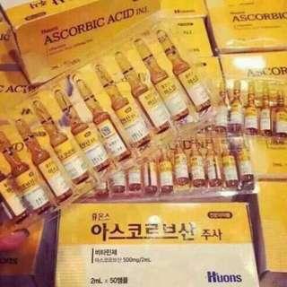 預購韓國高濃度VC美白淡斑精華液