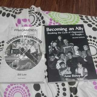 Social Service Work Books 40 Each