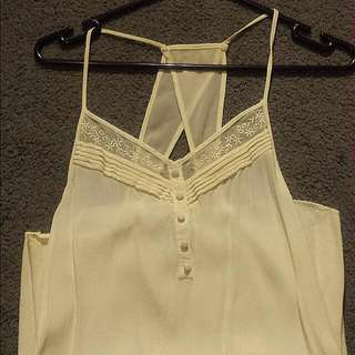 PRICE DROP! Forever New Top Size 8