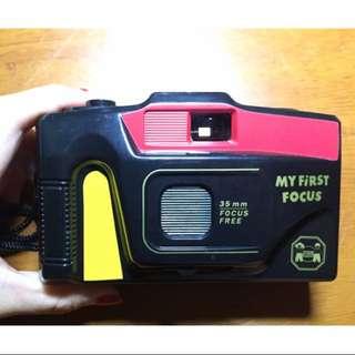 底片135傻瓜相機