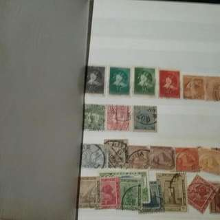 Historic Stamps
