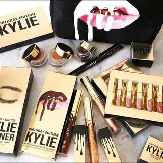 Kylie Cosmetics - Various
