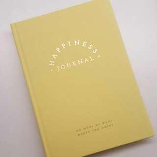 Kikki K Happiness Journal
