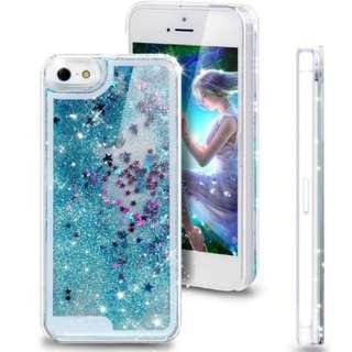 Glitter iPhone 5/5S/SE Casing
