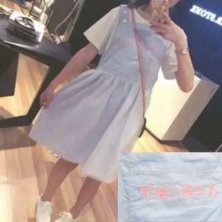 """""""太可愛了"""" 日文 軟妹 吊帶裙"""