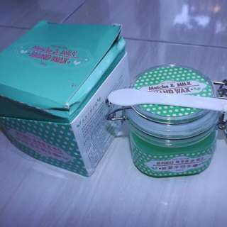 Miss Moter Matcha Hand wax ORIGINAL