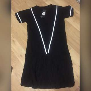 BN - Black T-shirt Dress- Reduced Price