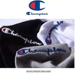champion 基本款(刺繡)