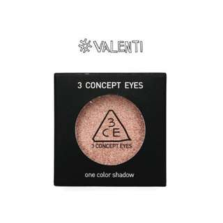 3CE one color Shadow (Valenti)