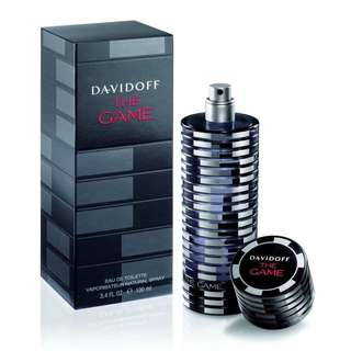 SALE!!! Authentic Perfume Davidoff The Game