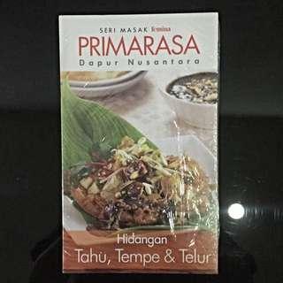 Cookbook - Hidangan Tahu, Tempe Dan Telur
