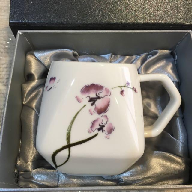 陶瓷天燈馬克杯