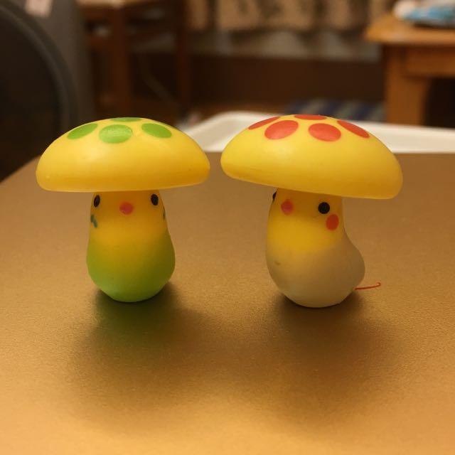 菇菇鳥扭蛋