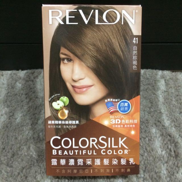 露華濃霓彩護髮染髮乳