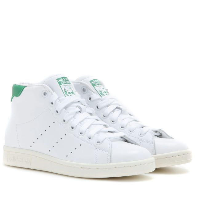 Adidas Stan Smith Mid Leather High-top