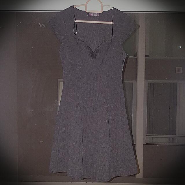 Ally Black Dress