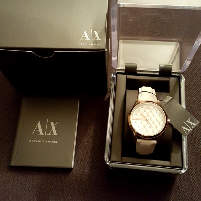 Authentic Womens Armani Watch