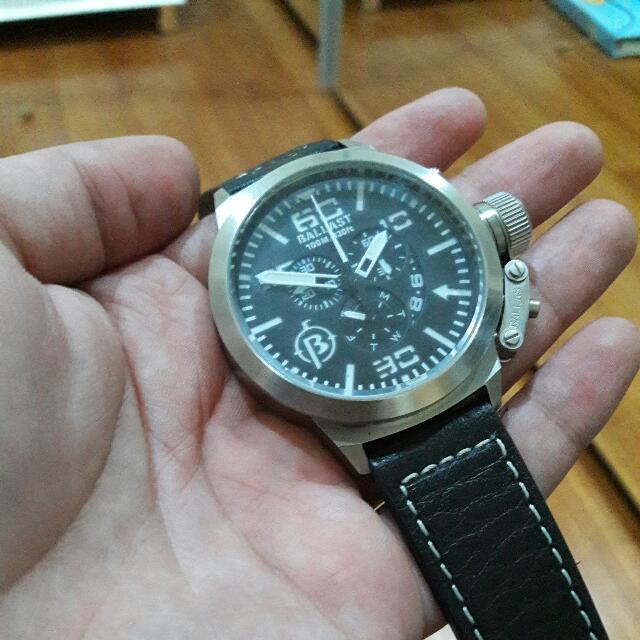 Ballast 100m Watch
