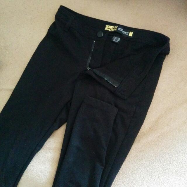 Black Jeans Jeggings