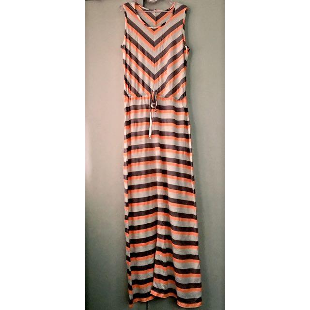 Classic Maxi Dress