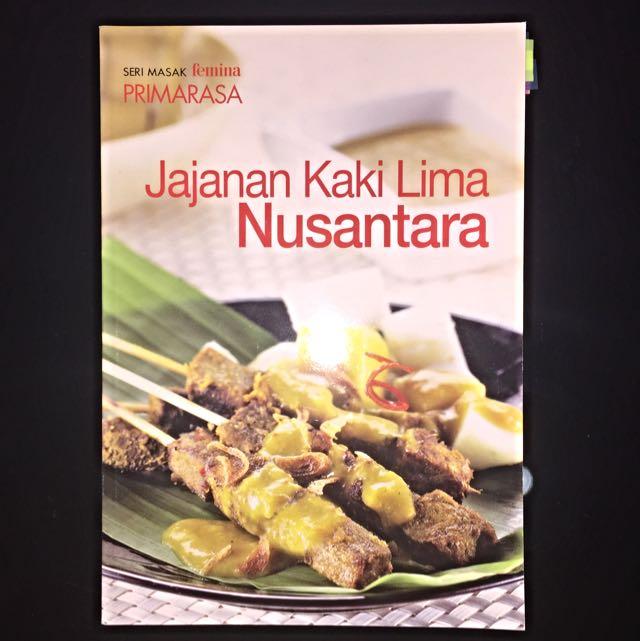 Cookbook - Jajanan Kaki Lima Nusantara