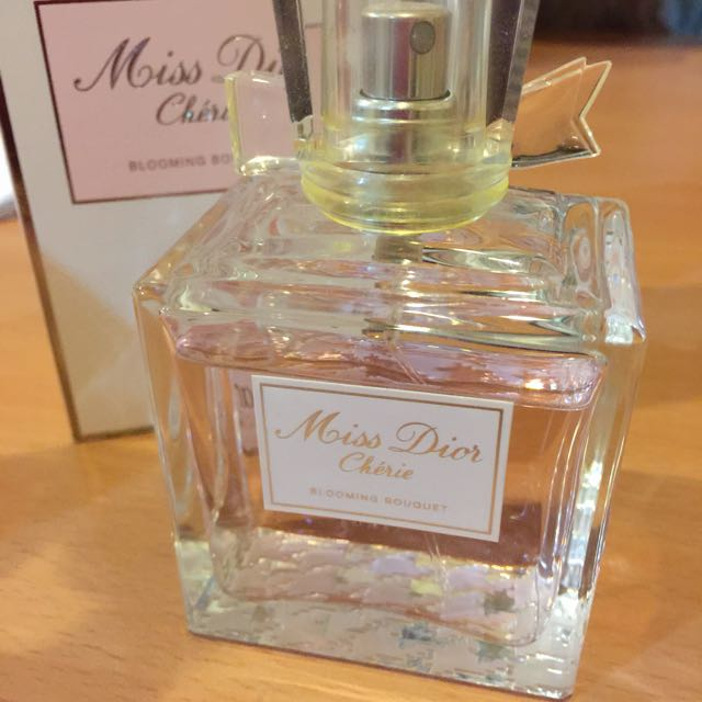 Dior Miss Dior Blooming Bouquet 花漾淡香水(專櫃正品)100ml