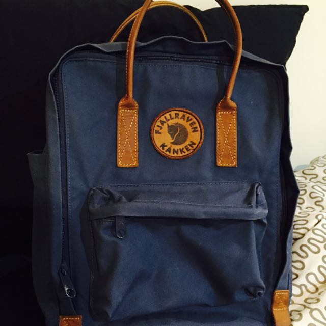 Fjallraven Kanken NO.2 uncle blue